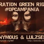 OpCampania #OpGreenRights-Fiume Sarno e Terra dei fuochi